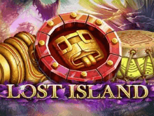 Видео-слот Lost Island
