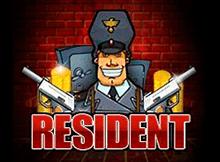 Видеослот Resident