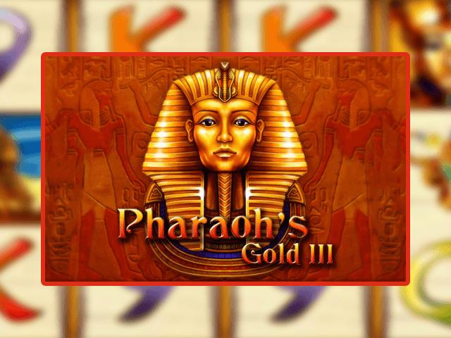 Лотомат Pharaoh's Gold III
